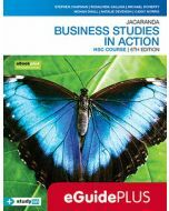 Jacaranda Business Studies in Action HSC 6E eGuidePLUS (Teacher Access Code)