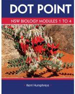 Dot Point NSW Biology Modules 1 to 4