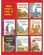 Once Upon a Time in China (8 Book Pack)