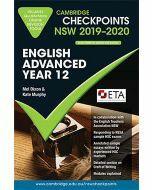 Cambridge Checkpoints Year 12 English Advanced 2019-2020