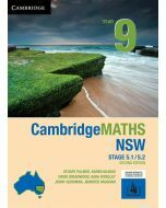 CambridgeMATHS NSW Year 9 5.1/5.2 Second Edition (print and interactive textbook)