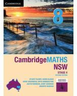 CambridgeMATHS NSW Year 8 Second Edition (print and interactive textbook)