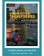 Modern History Transformed Year 12 (Digital Access Code)