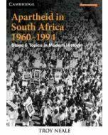Apartheid in South Africa 1960-1994 (print & digital)