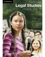 Cambridge Legal Studies Stage 6 Year 12 5e (print and interactive textbook)