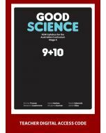 [Pre-order] Good Science NSW Stage 5 Teacher Digital Access [Due Oct 2019]