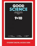 [Pre-order] Good Science NSW Stage 5 Student Book Digital Access Code [Due Oct 2019]