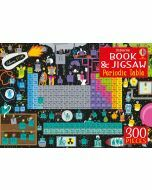 Usborne Book and Jigsaw: Periodic Table (Ages 7+)