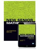 New Senior Mathematics Advanced Year 11 & 12 Student Book with eBook (3e)