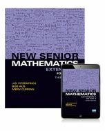 New Senior Maths Extension 2 Student Book with eBook