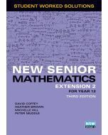 New Senior Maths Extension 2 Worked Solutions Book