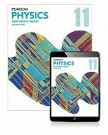 Pearson Physics 11 NSW Student Book with eBook