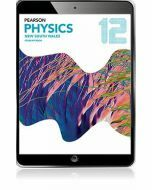 Pearson Physics 12 NSW eBook (Access Code)