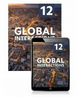 Global Interactions Year 12 Student Book with eBook (3e)