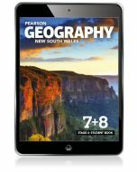Pearson Geography NSW Stage 4 eBook (Access Code)