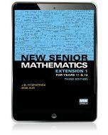 New Senior Mathematics Extension 1 Year 11 & 12 eBook Access Code (3e)