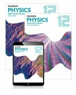 Pearson Physics 12 NSW Skills & Assessment Book and Student Book with Reader+