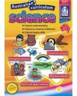 Australian Curriculum Science Year 1 (Ages 6 to 7)