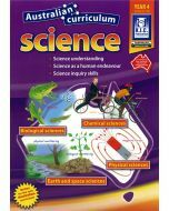 Australian Curriculum Science Year 4 (Ages 9 to 10)