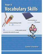 Vocabulary Skills Year 3