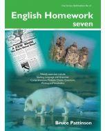 English Homework Seven