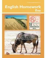 English Homework Five