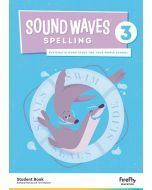 Sound Waves Spelling 3 Student Book