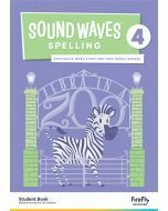 Sound Waves Spelling 4 Student Book