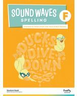 Sound Waves Spelling F Student Book