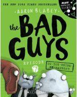 The Bad Guys #7: Do-you-think-he-saurus?!