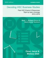Decoding HSC Business Studies Book 1 (2020 Edition)