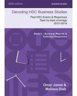 Decoding HSC Business Studies Book 2 (2020 Edition)