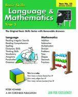 Basic Skills - Language & Mathematics Year 3 (Basic Skills No. 53)