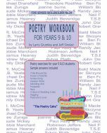 Poetry Workbook for Years 9 & 10