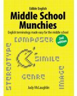 Edible English Middle School Munchies