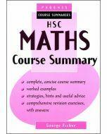 HSC Maths (2U) Course Summary (old syllabus)