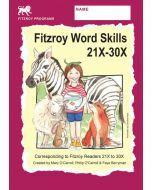 Fitzroy Word Skills 21X-30X