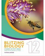Blitzing Biology 12 Student Activity Book