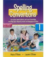 Spelling Conventions Book 1 (2ed)