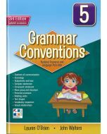Grammar Conventions Book 5 (3ed)