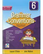 Grammar Conventions Book 6 (3ed)