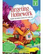 Targeting Homework Activity Book Year 3