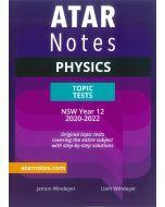 ATAR Notes: HSC Year 12 Physics Topic Tests