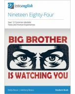 Nineteen Eighty-Four Student Book (Common Module)