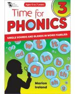 Time for Phonics 3 (Ages 6-7)