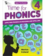 Time for Phonics 4 (Ages 7-8)