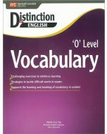 Distinction in English 'O' Level Vocabulary