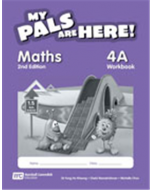 My Pals Are Here! Maths Workbook 4A (2nd edition)