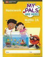 My Pals are Here! Maths Homework 2A (3E)