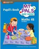 My Pals Are Here! Maths Pupil's Book 4B with MC eBook (3rd edition)